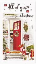 ALL OF YOU CHRISTMAS CARD