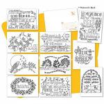 IMAGES OF JOY POSTCARD PACK OF 10