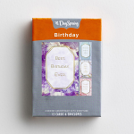 MARBLE BIRTHDAY BOX