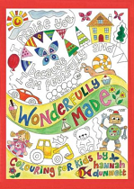 WONDERFULLY MADE COLOURING FOR KIDS
