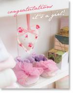 NEW BABY PETITE CARD