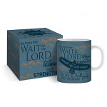 EAGLES WINGS MUG AND GIFT BOX