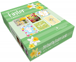 COMPASSION CHARITY EASTER CARDS ASSORTMENT BOX OF 20