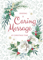CARING MESSAGE CHRISTMAS CARD