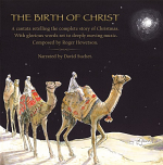 THE BIRTH OF CHRIST CD