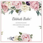 CELEBRATE EASTER PACK OF 5