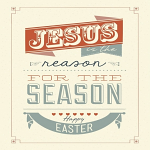 JESUS IS THE REASON PACK OF 5