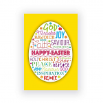 JOYFUL EASTER PACK OF 4