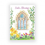 CHURCH WINDOW PACK OF 4