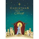 CHRISTMAS BEGINS WITH CHRIST ADVENT CALENDAR