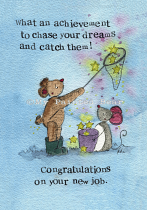 CHASE YOUR DREAMS CARD