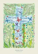HANNAH DUNNETT CARD AMAZING GRACE