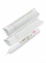 FIRST COMMUNION/CONFIRMATION CANDLE