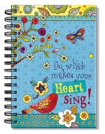 DO WHAT MAKES YOUR HEART SING JOURNAL HB