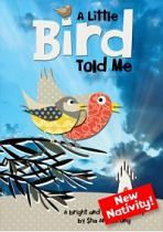 A LITTLE BIRD TOLD ME BOOK + CD