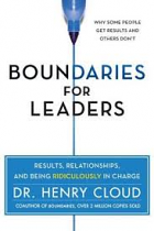 BOUNDARIES FOR LEADERS HB