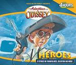 HEROES VOLUME 3 AUDIO BOOK