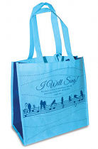 TOTE BAG I WILL SING