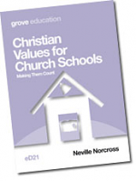 CHRISTIAN VALUES FOR CHURCH SCHOOLS ED21