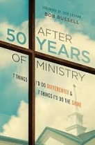 AFTER 50 YEARS OF MINISTRY