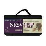 NRSV AUDIO BIBLE CATHOLIC EDITION CD