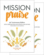 MISSION PRAISE MUSIC 30TH ANNIVERSARY 2 VOLUMES