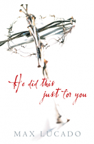 HE DID THIS JUST FOR YOU TRACT PACK OF 25