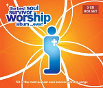 THE BEST SOUL SURVIVOR WORSHIP ALBUM EVER CD