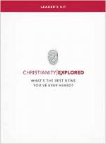 CHRISTIANITY EXPLORED LEADERS KIT 2016