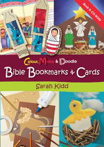 BIBLE BOOKMARKS & CARDS PB + CD ROM