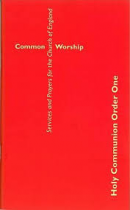 COMMON WORSHIP HOLY COMMUNION ORDER ONE LARGE PRINT