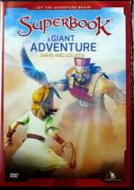 A GIANT ADVENTURE: DAVID DVD