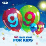 100 PRAISE SONGS FOR KIDS 4 CD BOXSET
