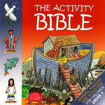 ACTIVITY BIBLE FOR THE UNDER 7S
