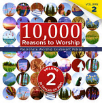 10000 REASONS TO WORSHIP VOLUME 2 CD