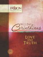 TPT 1 & 2 CORINTHIANS LOVE AND TRUTH