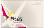 FREEDOM IN CHRIST FOR YOUNG PEOPLE WORKBOOK 11-14S SINGLE COPY