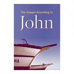 KJV LARGE PRINT GOSPEL ACCORDING TO JOHN