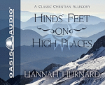 HINDS' FEET ON HIGH PLACES AUDIO BOOK