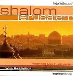 SHALOM JERUSALEM CD