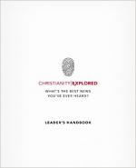 CHRISTIANITY EXPLORED LEADERS HANDBOOK 2016