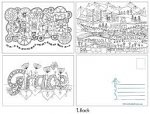 IMAGES OF GRACE POSTCARDS PACK OF 10