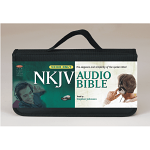 NKJV AUDIO BIBLE VOICE ONLY CD