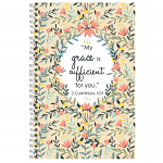 MY GRACE IS SUFFICIENT WIRO NOTEBOOK